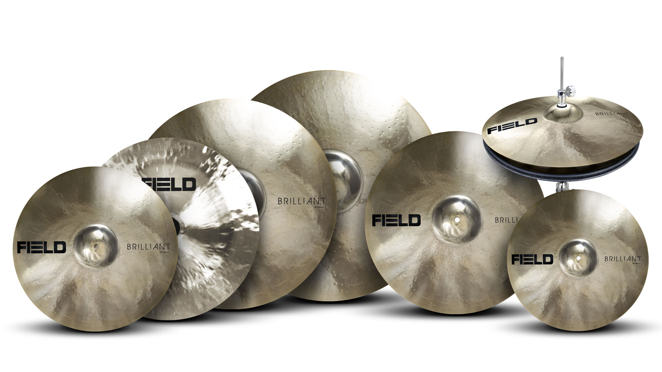 Cymbal Features - FIELD ELECTRONIC DRUMS
